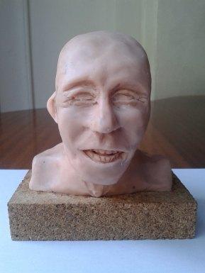 Sculpting Expressions - Nikolai