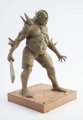 Modell von Workshop-Leiter Dennis-Zarnowski
