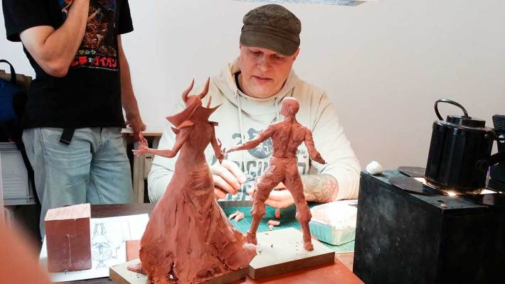 Sculpting-Workshop September 2017