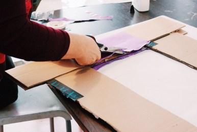 Projekt Soziale Plastik mit Anna Adam