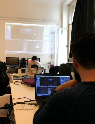 Mattepainting Workshop September