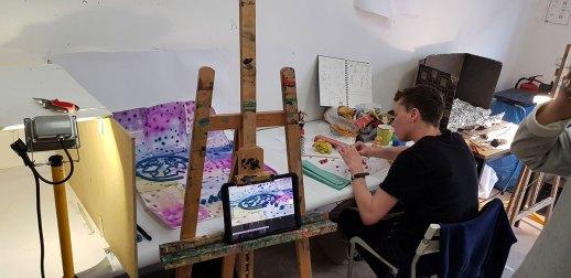 Workshop Claymation Semesterstart 2018 Markus Wende
