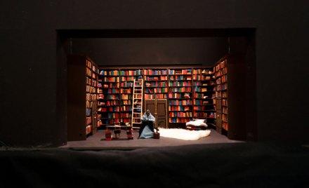 Miniatur Bibliothek