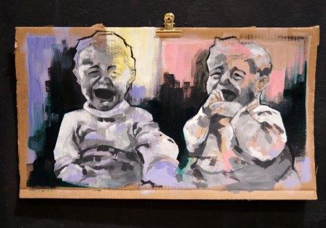 Die Kunst ist nicht immer für Kinder