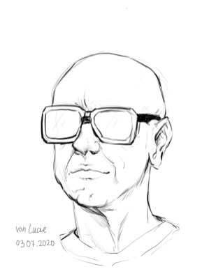 Von Lucie Liebe gezeichnet
