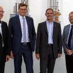 Die aktuelle mia-Jury Dr.-Ing. Peter Faatz, Prof. Dr.-Ing. Carsten Manz, Prof. Dr. Martin Bastian, Karl Miller | Foto: motan