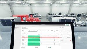 ComoDataCenter dient der Datenverwaltung und -analyse von Spritzgiessvorgängen und ermöglicht die Vernetzung aller ComoNeo und CoMo Injection. | Foto: Kistler