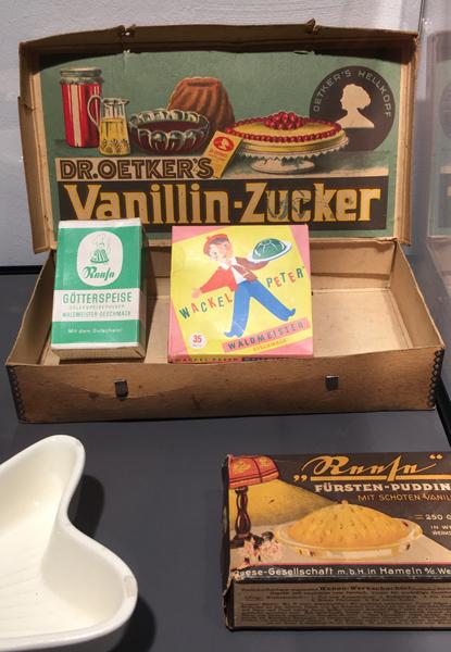 Vanillinzucker