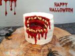 Halloween-Kuchen - wer isst hier wen?