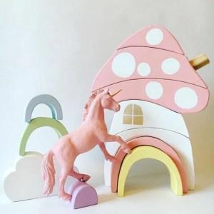 Dekoration für das Kinderzimmer