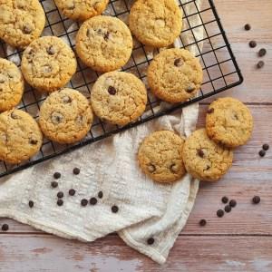 Das beste Cookies-Rezept – Schokocookies mit Haferflocken