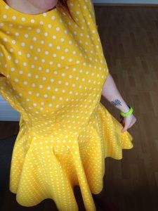 Burda Kleid Modell 7308