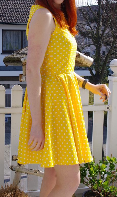 Burda Kleid seit