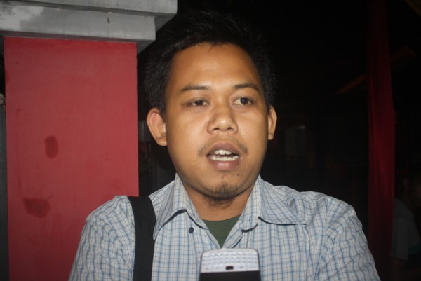 Ketua Baraya Abah Heri Ortega, Muhammad Fahmi (dok. KM)