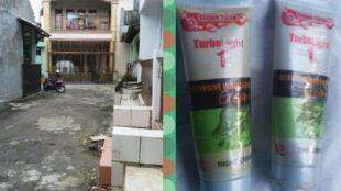 Produk kosmetik Cream Turbo dan lokasi distributor produk Cream Turbo di Bogor (dok. KM)