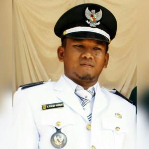 Kepala Desa Palasari, Kabupaten Bogor Encep Nurdin (dok. KM)