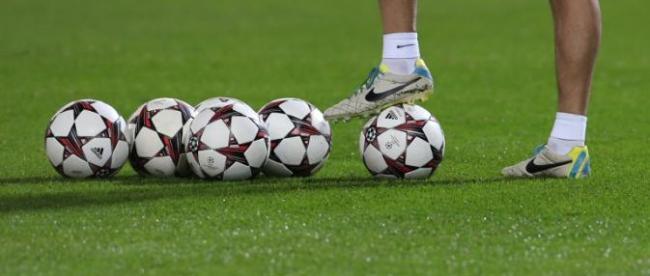 Ilustrasi penyelenggaraan turnamen sepakbola (stock)