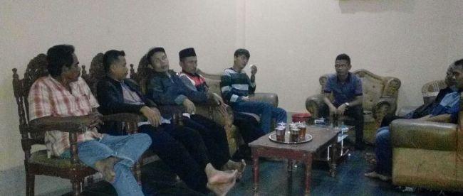 Perwakilan dari PPIKADP mendatangi anggota DPRD Kabupaten Bogor Wahyanto (dok. Dian/KM)