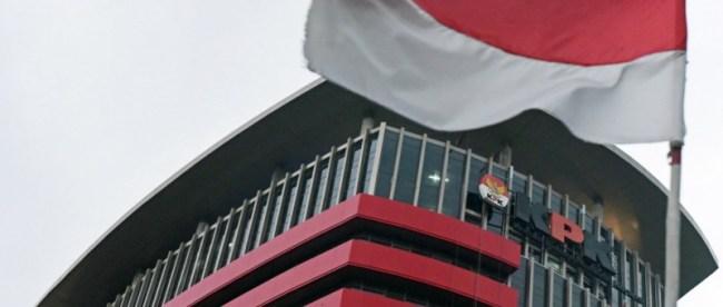 Gedung KPK di Jakarta (stock)
