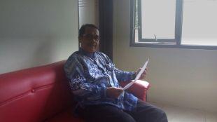 Kades Cilampung Hilir Apip Mansyur (dok. KM)