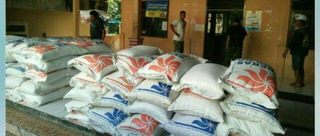 Rasta yang tiba di kantor Desa Sukamantri, Kecamatan Tamansari, Bogor (dok. KM)