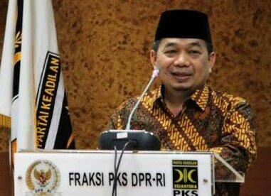 Ketua Fraksi PKS di DPR RI, Jazuli Juwaini (dok. KM)