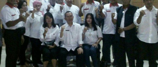 Kunjungan pengurus DPD Partai Perindo Kota Bogor kepada balon Walikota Bogor Edgar Suratman (dok. KM)