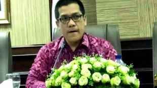 Prof. Rizal Damanik (stock)