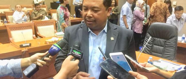 Ketua Komisi VII DPR RI, Herman Khaeron (dok. KM)