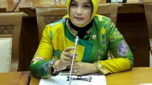 Politisi Partai Golkar, Marlinda Irwanti Poernomo (dok. KM)