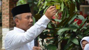 Walikota Bekasi, Rahmat Effendi (dok. Klikbekasi.co)