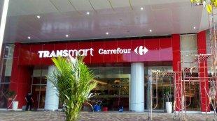 Transmart di Jl. KH Abdullah bin Nuh, Kota Bogor (Dok. KM)