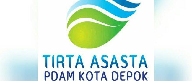 Logo PDAM Tirta Asasta Kota Depok