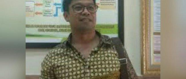 Plt Kasat Reskim Polresta Bogor Kota Kompol Agah Sonjaya