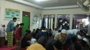 Acara HUT RI Ke-73 di Kantor Desa Cibalung, Cijeruk (dok. KM)