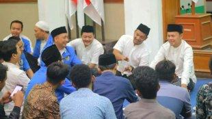 Silaturrahmi dan diskusi KNPI Kota Bogor dengan Walikota Bogor (dok. KM)