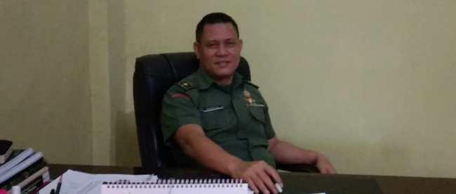 Kapenrem 061/SK Mayor Inf. Ermansyah (dok.KM)
