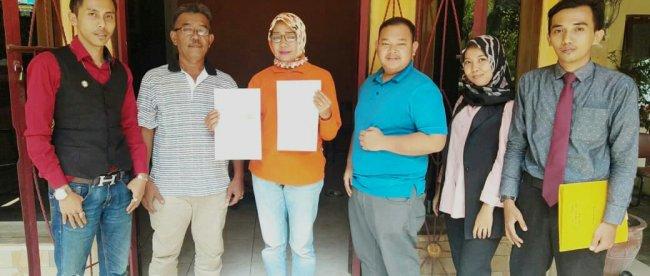 Nani Rohaeni Bersama Kuasa Hukum Sembilan Bintang dan Partner (dok. KM)