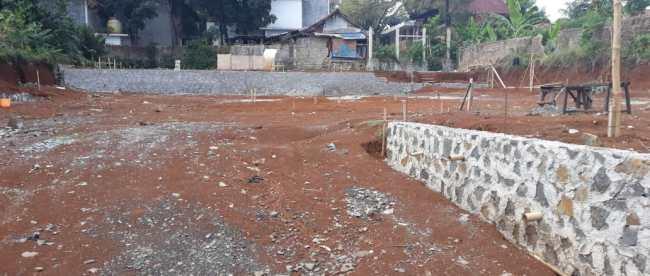 Rencana lokasi usaha di Kelurahan Tanah Baru, Kecamatan Bogor Utara, Kota Bogor, yang menghadapi masalah perizinan (dok. KM)