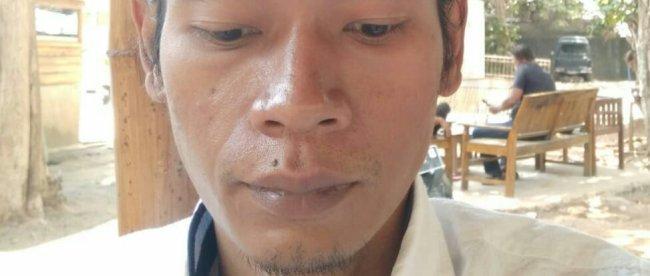 Taswa Witular, aktivis yang maju sebagai calon direksi BUMD Kabupaten Subang (dok. KM)