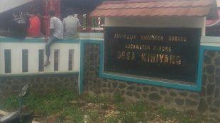 Desa Kihiyang, Kecamatan Binong, Subang (dok. KM)