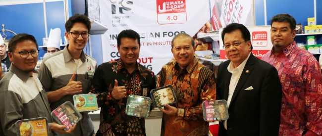 Indonesia Hajj Expo 2020 (dok. KJRI Jeddah)