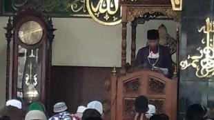 Salat Idul Adha di Masjid Al Mujtahidin, Pagaden, Subang (dok. KM)