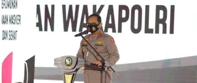 Wakapolri Komjen Pol Gatot Eddy Pramono (Dok. Hari Setiawan Muhammad Yasin/KM)