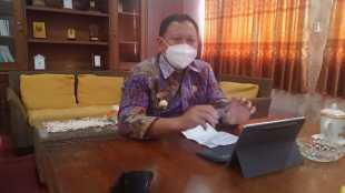 Kepala BAPPEDA Kab Lampung Utara, Andi Wibawa (dok. KM)