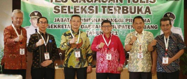 Open Bidding jabatan Sekda Subang (dok. KM)