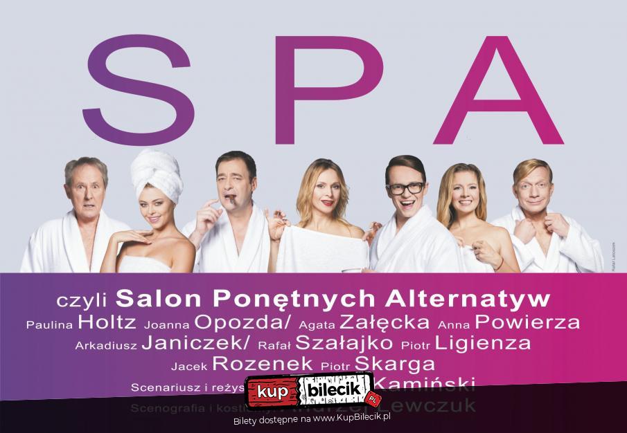 SPA, czyli Salon Ponętnych Alternatyw w reżyserii Emiliana Kamińskiego