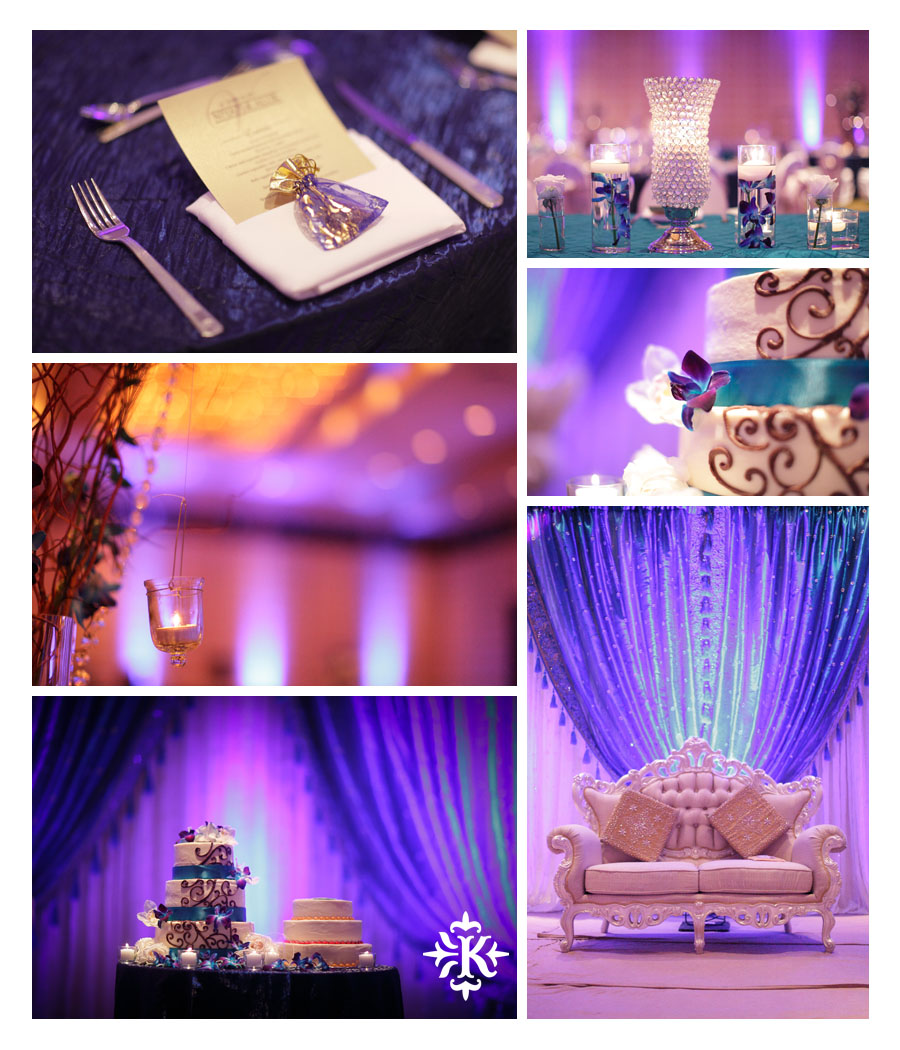 Wedding Venue tent cards kolkata