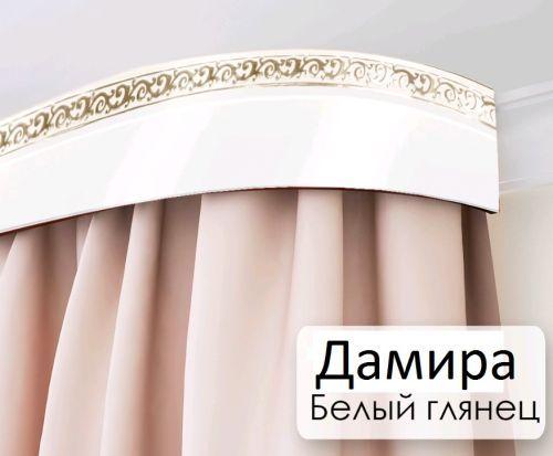 Пластиковая бленда для потолочных карнизы