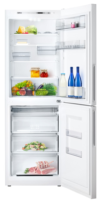 Холодильник ATLANT ХМ 4619-100 – Холодильники – Интернет ...